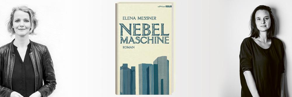 Die Autorinnen Eva Schörkhuber und Elena Messner diskutieren während des Schreibens ihrer Romane häufig miteinander – wir haben eines ihrer poetologischen Gespräche aufgezeichnet.